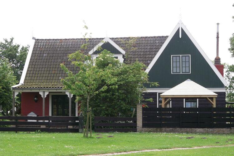 Vakantiehuizen Nederland | Noord-Holland | Vakantiehuis te huur in Hippolytushoef   met wifi 10 personen