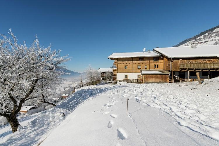 Vakantiehuizen Oostenrijk | Salzburg | Appartement te huur in Uttendorf   met wifi 9 personen