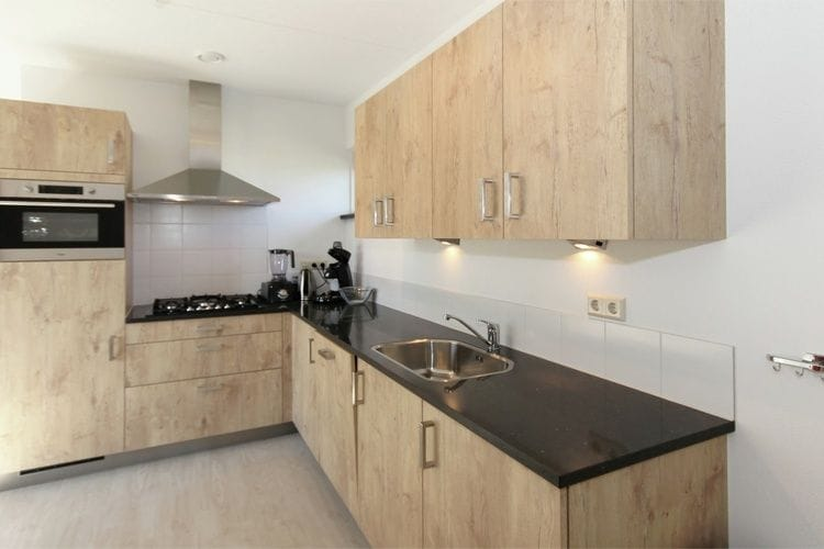 Holland | Zeeland | Holiday home Waterpark Veerse Meer - Watervilla Luxe 6 | all year | Kitchen