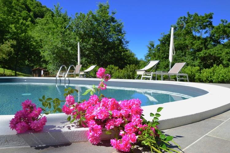 Vakantiewoning Italië, Marche, Cantiano vakantiewoning IT-61044-04