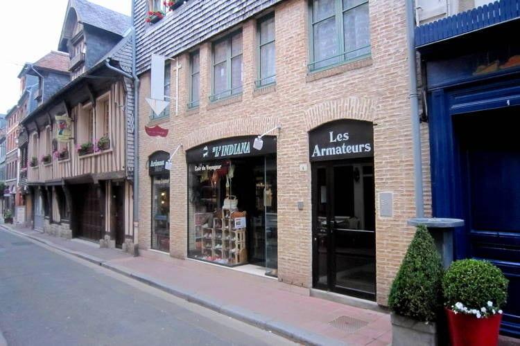 Vakantiehuizen Normandie te huur Honfleur- FR-14600-09    te huur