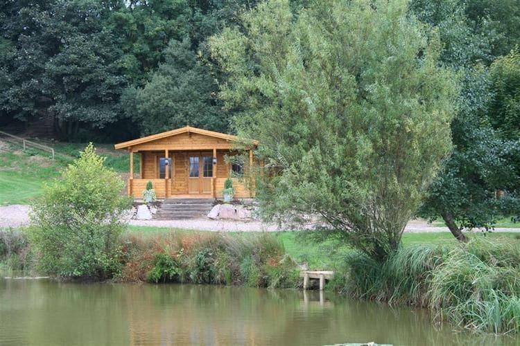 Holiday house Kingfisher (668150), Exebridge, Devon, England, United Kingdom, picture 2