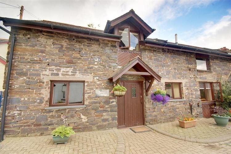 Holiday house Dairy Cottage (668162), Swimbridge, Devon, England, United Kingdom, picture 1