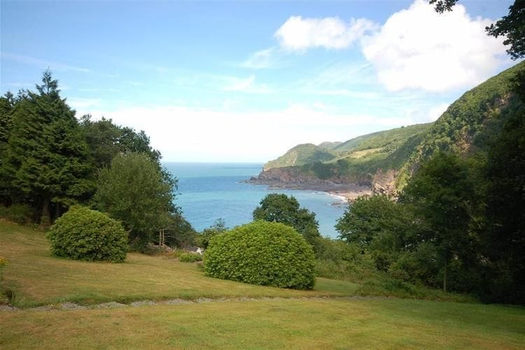 The Lodge Woody Bay Devon Great Britain