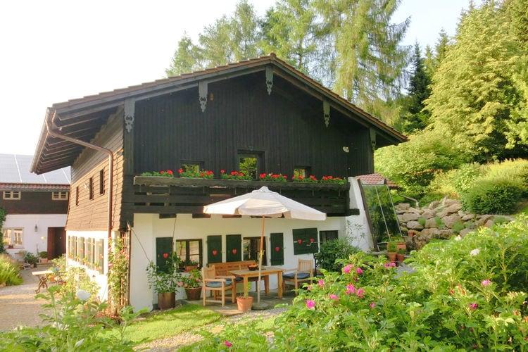 Duitsland | Beieren | Vakantiehuis te huur in Kollnburg   met wifi 4 personen