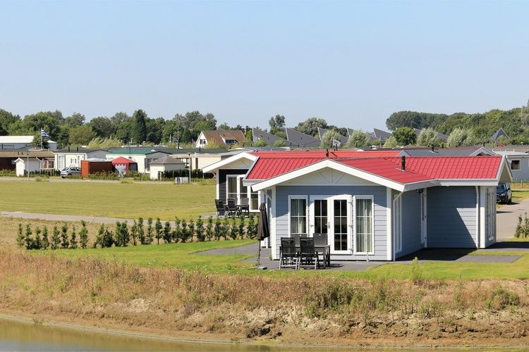 Holland | Zeeland | Holiday home Waterpark Veerse Meer - Cottage Comfort 4 | all year | ExteriorSummer