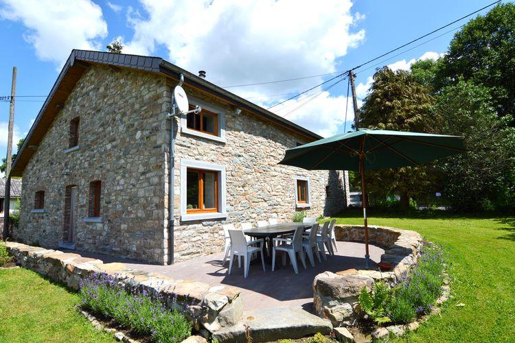 Vakantiehuis  met wifi  Burtonville, Vielsalm  La Maison de Célestin