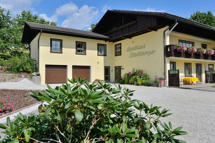 Duitsland | Beieren | Vakantiehuis te huur in Drachselsried   met wifi 2 personen