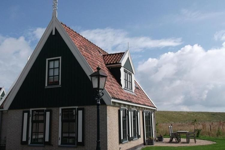 Holland | North Sea Coast North | Holiday home Recreatiepark Wiringherlant - Anno Nu 8 | all year | ExteriorSummer