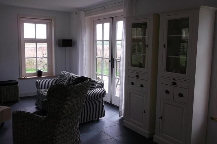 Holland | North Sea Coast North | Holiday home Recreatiepark Wiringherlant - Anno Nu 8 | all year | LivingRoom