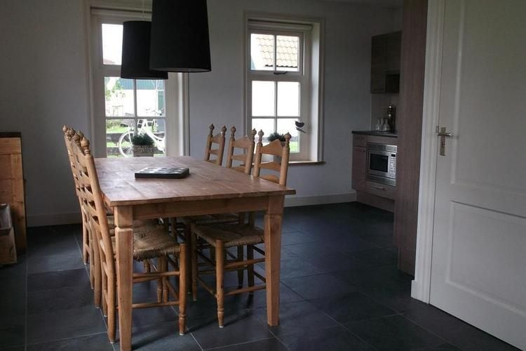 Holland | North Sea Coast North | Holiday home Recreatiepark Wiringherlant - Anno Nu 8 | all year | DiningRoom