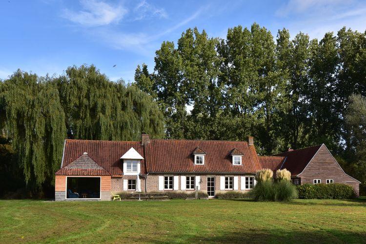 Vakantiehuizen Saint-Omer-Serques te huur Saint-Omer-(Serques)- FR-62500-03    te huur