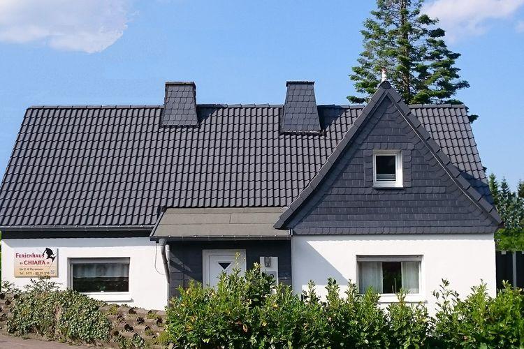 Winterberg-Langewiese Vakantiewoningen te huur Ferienhaus Chiara