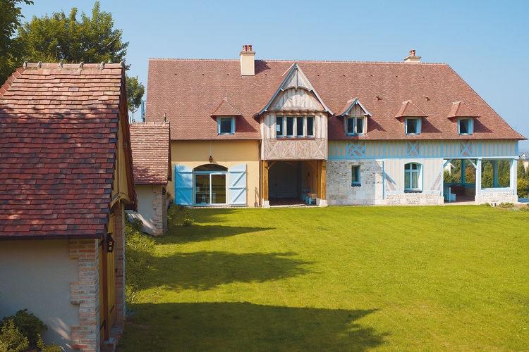 Vakantiehuizen Normandie te huur Trouville-Sur-Mer- FR-14360-03   met wifi te huur