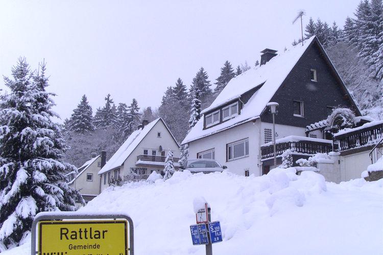 Vakantiehuizen Duitsland | Sauerland | Appartement te huur in Willingen   met wifi 8 personen