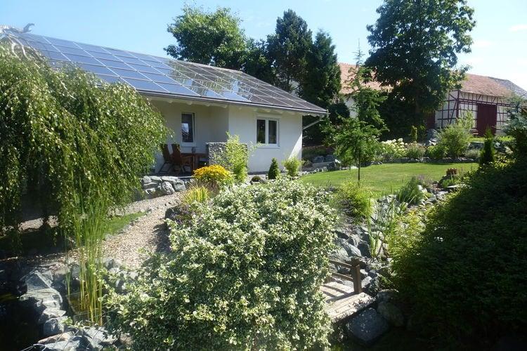 Frankenberg-Eder Vakantiewoningen te huur Edergarten